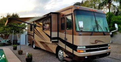 MUST SELL: 03 Monaco Camelot 38'PST-Diesel Pusher