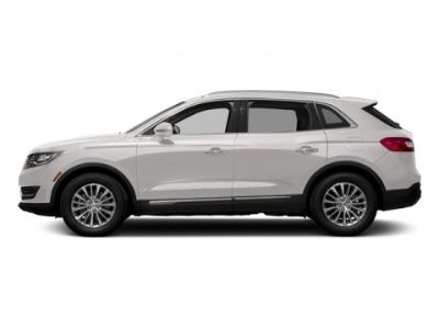 2018 Lincoln MKX Select (White Platinum Metallic Tri-Coat)