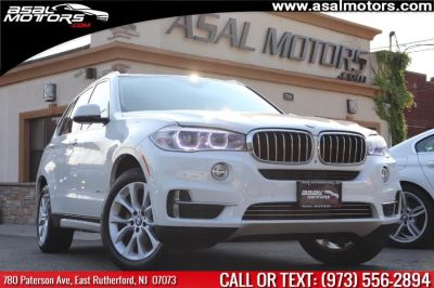 2015 BMW X5 AWD 4dr xDrive35i (Alpine White)