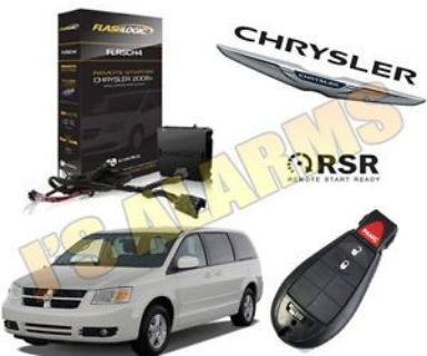Find 2016 DODGE GRAND CARAVAN PLUG & PLAY ADD ON REMOTE START 3 TIMES LOCK FLRSCH4 motorcycle in Fresno, California, United States, for US $129.91
