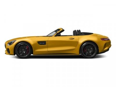 2018 Mercedes-Benz AMG GT AMG GT C (AMG Solarbeam Yellow Metallic)