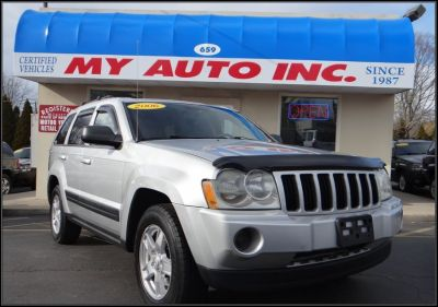 2006 Jeep Grand Cherokee Laredo (Bright Silver Metallic)