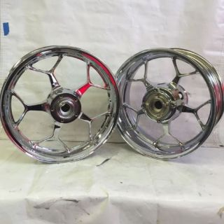 Find 2012-2016 HONDA CBR 1000RR Chrome WHeels EXCHANGE 2012 2013 2014 2015 2016 CBR motorcycle in Warminster, Pennsylvania, United States, for US $599.99