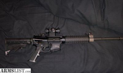 For Sale/Trade: Smith & wesson m&p Ar15 OR(optics ready)