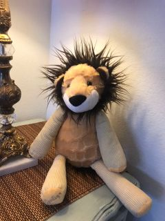 Scentsy Plush Buddy 15 - Roarbert retired - no scent pack