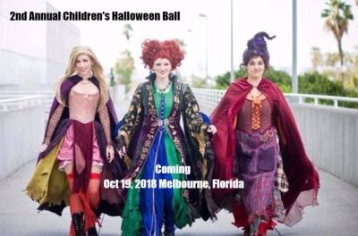 2nd Annual Children's Halloween Birthday Ball