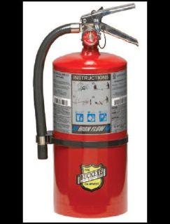 13 HF PK Extinguishers