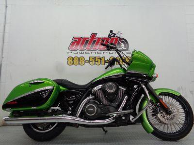 2012 Kawasaki Vulcan 1700 Vaquero Cruiser Motorcycles Tulsa, OK