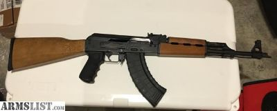 For Sale/Trade: Zastava AK47 NPAP M70 never fired with new magpul stock