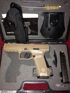 For Sale/Trade: Canik TP9 SF