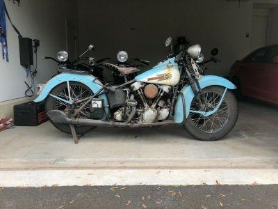 1939 Harley-Davidson, Kucklehead EL