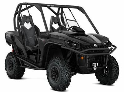 2017 Can-Am Commander XT-P 1000 Side x Side Utility Vehicles Conroe, TX
