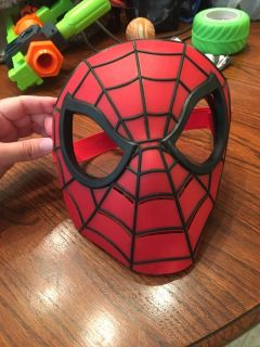 High quality Spider-Man mask