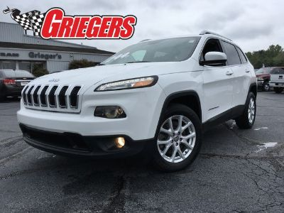 2015 Jeep Cherokee Latitude (Bright White Clearcoat)