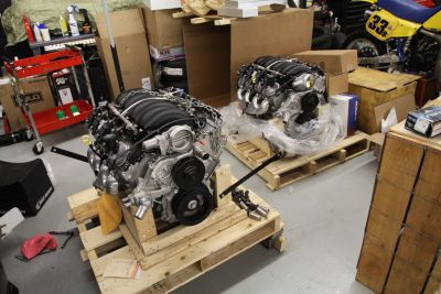 Chevrolet Performance LS3 480 HP/4L70E