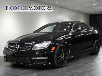 Used 2012 Mercedes-Benz C-Class for sale