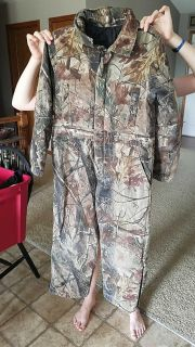 Walls Youth Camo Coveralls Size 12
