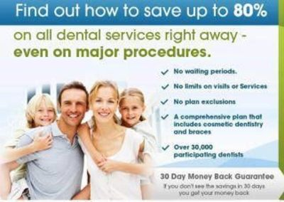Dental Benefits Discount Plan