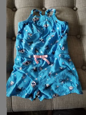 3T cat and jack romper