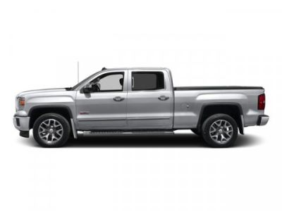 2015 GMC Sierra 1500 SLT (Quicksilver Metallic)