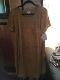 Lularoe xl Carly NWT