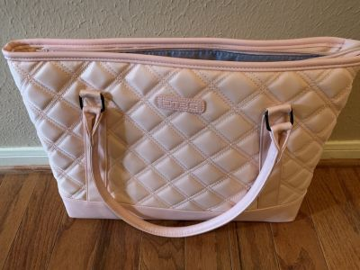 ***BRAND NEW***Quilted Laptop Bag***