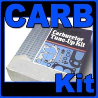 Buy Carb kit for S10, Blazer,Camaro,Firebird 1982 1983 1984 1985 Rochester 2SE 2bbl motorcycle in Duluth, Minnesota, United States, for US $28.95