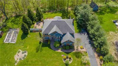 46 Grindstone Lane Monroe Four BR, Colonial meets design and