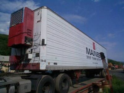 1984 Utility Reefer Trailer
