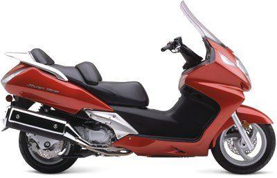 2003 Honda Silver Wing Over 500cc Scooters Aurora, IL