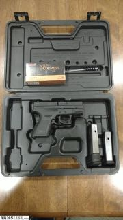 For Sale: Springfield XD9 subcompact