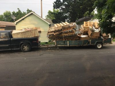 Hauling and Removal