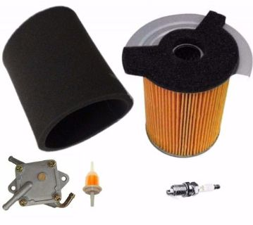 Sell GAS GOLF CART TUNE UP KIT YAMAHA G14 300CC 4 CYCLE 1995 1996 FILTERS & FUEL PUMP motorcycle in Lapeer, Michigan, United States, for US $78.99