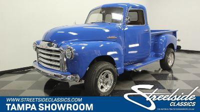 1948 GMC 3100 5 Window 4X4
