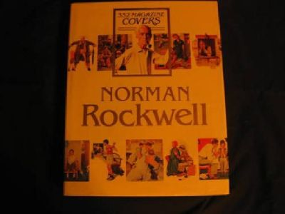 $25 Norman Rockwell 332 Magazine Covers