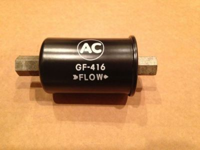 Buy NOS 65 Corvette AC FUEL FILTER GF416 Chevelle Z16 396 L78 Original Vintage GM motorcycle in Lynchburg, Virginia, United States