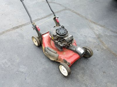 Craftsman 675 Self Propelled Mower