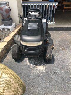 Polan 42inch riding mower