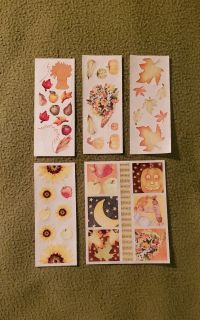 Creative Memories Fall Stickers