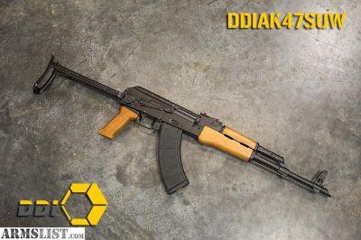 For Sale: DDI AK47 UNDERFOLDER