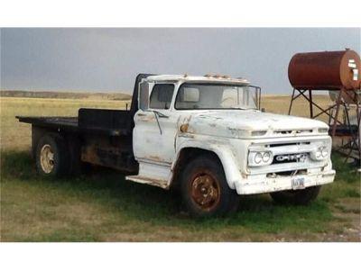 1963 Chevrolet Flatbed