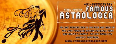 Famous Astrologer - Astrologer Viraj Jyotish- +91-