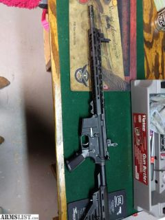 For Sale: AR15 5.56