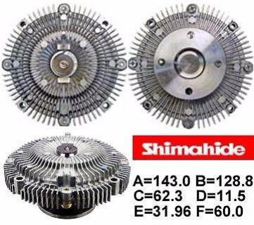 Find FITS 90-96 NISSAN 300ZX 3.0L FAN CLUTCH NEW motorcycle in Paramount, California, United States, for US $88.75