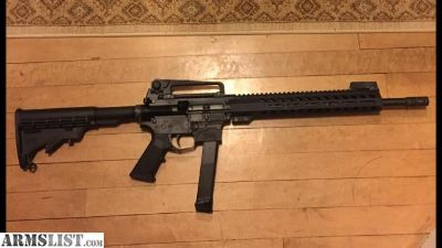 For Sale: 9mm Ar-15 (Glock mags)
