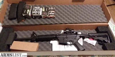 For Sale: Ruger AR-15 223/556