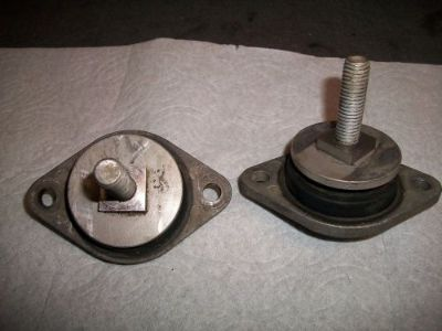 Find OMC Cobar & Volvo Pair of Rear Motor Mounts motorcycle in Independence, Missouri, United States, for US $15.00
