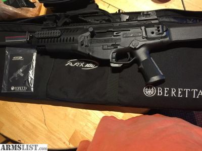 For Sale: Beretta ARX (556)