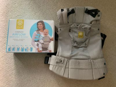 Lille Baby Complete AirFlow Carrier 6 in 1