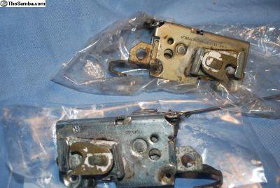 used German right and left door mechanisms